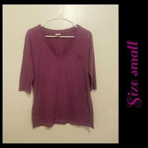 VS PINK Shirt Size Small